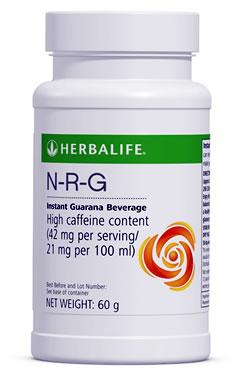 NRG Instant Guarana Beverage