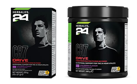 CR7 Drive Sports Drink Mix