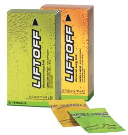 LiftOff  ® Energy Drink