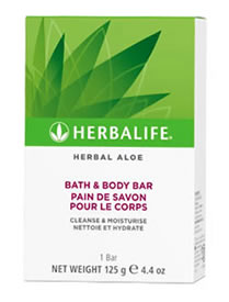 Herbal Aloe Bath and Body Bar